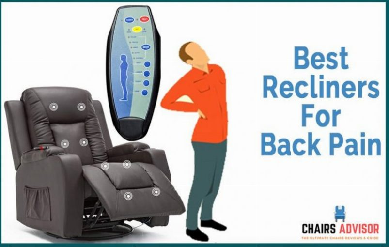 10 Best Recliners For Back Pain 2020 Reviews & Buying Guide