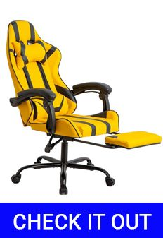 BestMassage Gaming Office Racing Chair Below $100 Review