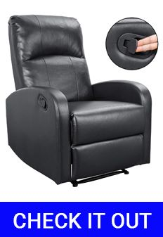 Homall Manual Modern Recliner Chair