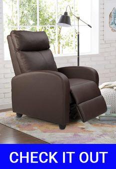 Homall Manual Recliner Chair