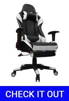 Kinsal Ergonomic High-Back Large Size Gaming Chair Review