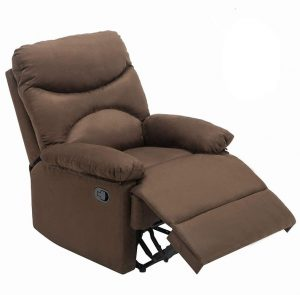 Mecor Microfiber Massage Recliner