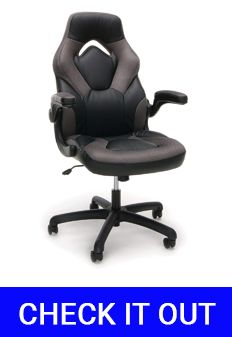 OFM Essentials Racing Style Leather Gaming Chair Review