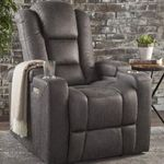CANMOV Breathable Recliner Chair