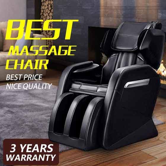7 Best Massage Chairs under $1000 – Unpredictable Massage Experience!