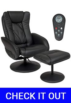 Best Choice Products Faux Massage Chair Review