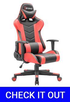 Devoko Ergonomic PC Gaming Chair Under 100 USD Review