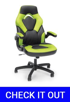 Essentials Racing Leather PC Gaming Chair Review