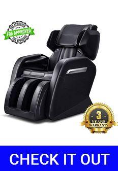Full Body Zero Gravity Massage Chair Below$1000 Review