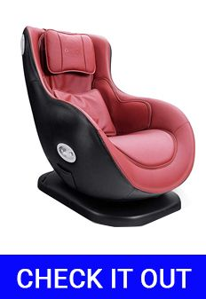 Giantex Leisure Curved Shiatsu Massage Chair Review