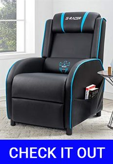 Homall Gaming Recliner Chair Under $200 Review