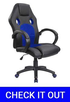 Homall Racing Gaming Chair Below $100 Review