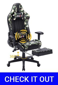 Large Size High-Back Gaming Chair Below $200 Review