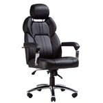 TOPSKY Office Executive Large Leather Office Chair