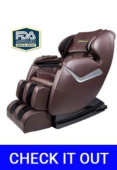 Real Relax Zero Gravity Massage Chair Review