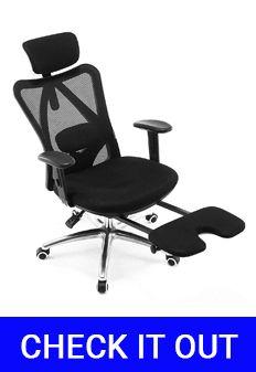 Sihoo Ergonomics Office Computer Recliner Chair Review