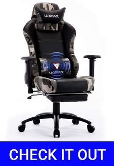 UOMAX Gaming Chair Big and Tall Review