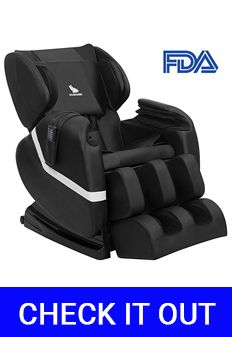 Uenjoy Massage Chair Sofa Zero Gravity Review