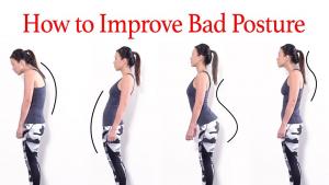 Improve Bad posture