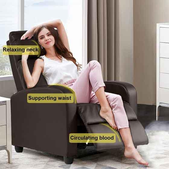 FDW Comfortable Recliner