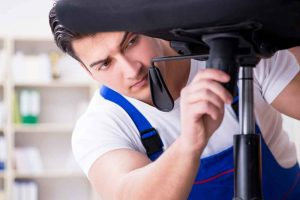 How to Fix an Office Chair That Leans Forward