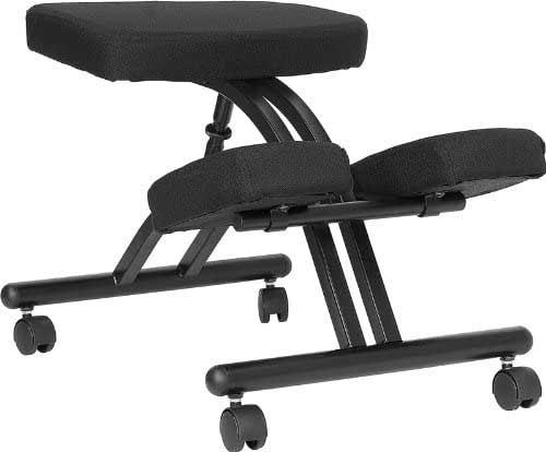 Flash Furniture Wooden Ergonomic Kneeling Chair Review