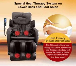 Slabway Massage chair Heat therapy system
